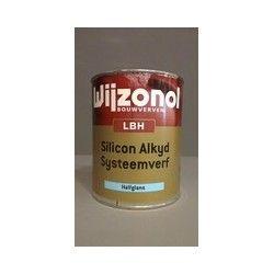 1 ltr Wijzonol LBH systeemverf halfglans