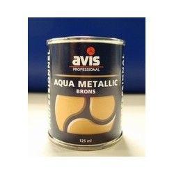 AVIS AQUA metallic 0,125 ltr