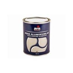 AVIS metaaleffectverf Aluminiumlak 1 ltr