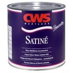 CWS Satiné AF zijdeglanslak