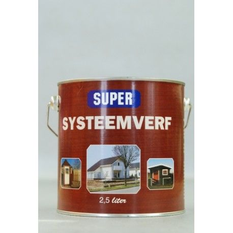 Super systeemverf