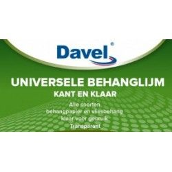 Davel universele behanglijm