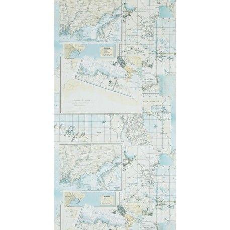 BN Rivièra Maison behang 18270 Oceans