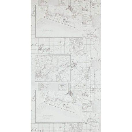 BN Rivièra Maison behang 18271 Oceans