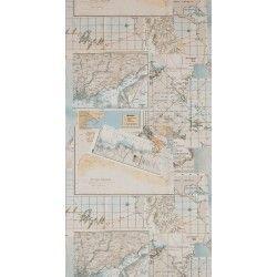 BN Rivièra Maison behang 18272 Oceans