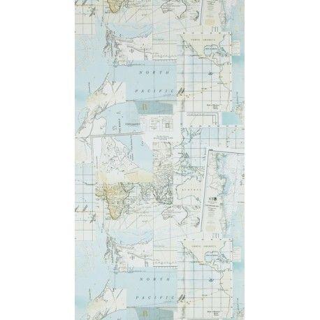 BN Rivièra Maison behang 18390 Oceans