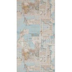 BN Rivièra Maison behang 18392 Oceans