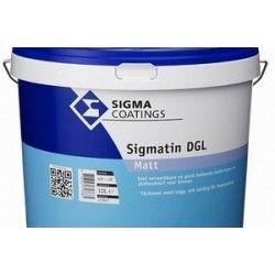 10 ltr Sigmatin DGL Matt muurverf