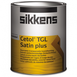Cetol TGL Satin Plus vernis