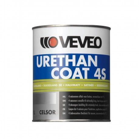 Veveo Celsor Urethancoat 4S zijdeglanslak