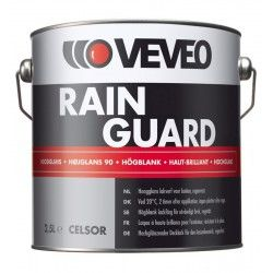 Veveo Celsor Rain Guard hoogglanslak sneldrogend