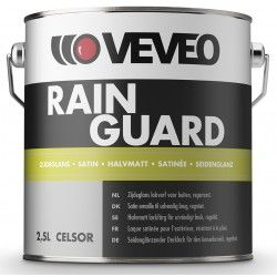 Veveo Celsor Rain Guard zijdeglanslak sneldrogend
