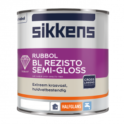 Rubbol BL Rezisto Semi gloss