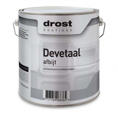 Drost Devetaal afbijt