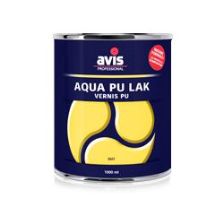 Avis Aqua PU lak blank MAT