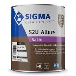 Sigma S2U Allure Satin zijdeglanslak