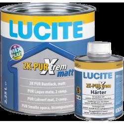 Lucite Lactec 2K-PUR Xtrem mat