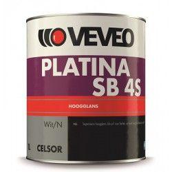 Veveo Celsor Platina SB 4S hoogglanslak