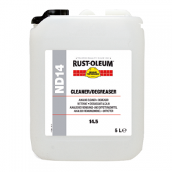 Rustoleum reiniger/ontvetter ND14 5 ltr