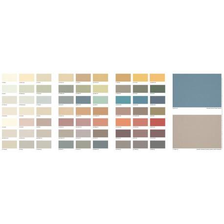 Stoopen en Meeus kleurenkaart KALK, folder gedrukt, GRATIS