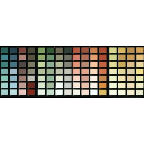 Corical kleurenkaart