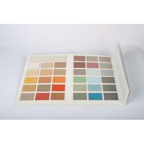 Stoopen en Meeus kleurenkaart KALEI, handgeschilderd