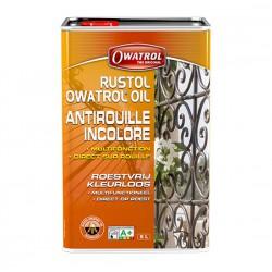 Owatrol olie KLEURLOOS