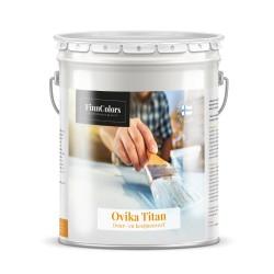 FinnColor OVIKA polyurethaan-alkydlak 0,9 liter