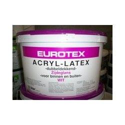 Eurotex acryl zijdeglans