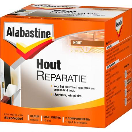 Alabastine 2 comp. houtreparatie