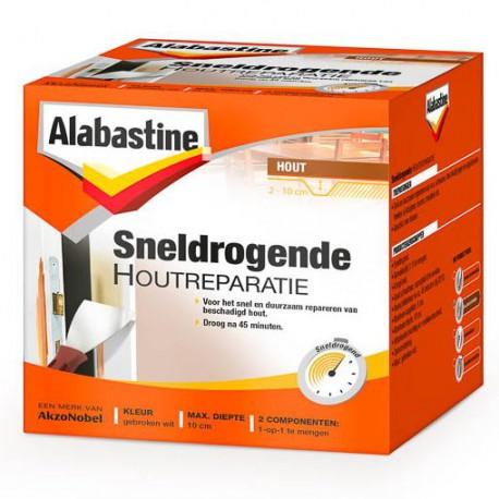 Alabastine houtrotvuller SNELDROGEND