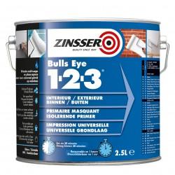 Zinsser Bulls Eye 1-2-3 watergedragen hechtprimer met isolerende werking
