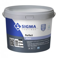 Sigma Perfect Matt aanzetvrije muurverf