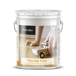 FinnColors urethaan-alkyd vloerlak binnen/buiten FINAL mat