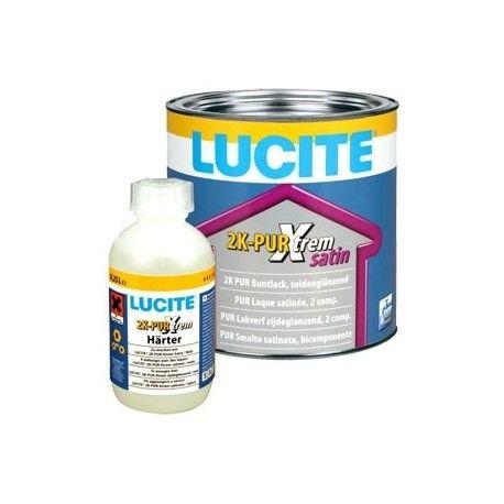 Lucite Lactec 2K-PUR Xtrem satin