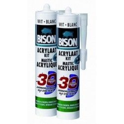 Acrylaatkit Bison 30 MINUTEN koker 310 ml