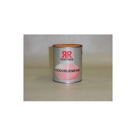 RR coatings loodvrije menie (hout) 0,75 ltr