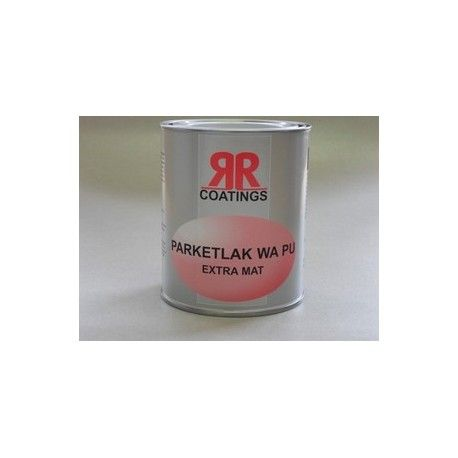 RR Coatings parketlak WA PU extra mat