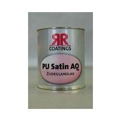 RR coatings PU satin AQ zijdeglanslak waterbasis
