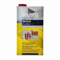 Secco Super oplosmiddelhoudend hydrofobeermiddel