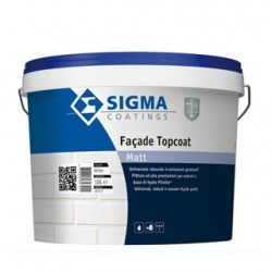 Sigma Facade Topcoat HP Matt