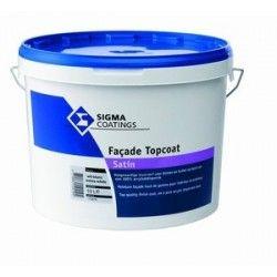 Sigma Facade Topcoat Satin zijdeglans