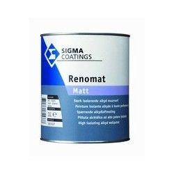 Sigma Renomat synthetische isolatiemuurverf