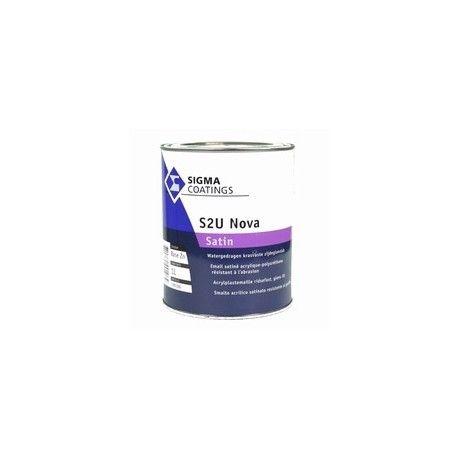 Sigma S2U Nova Satin zijdeglanslak