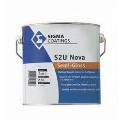 Sigma S2U Nova Semi Gloss halfglanslak