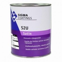 Sigma S2U Satin zijdeglanslak