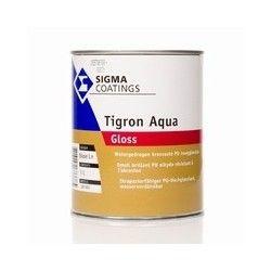 Sigma Tigron Aqua Gloss hoogglanslak