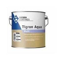 Sigma Tigron Aqua Matt matte lak