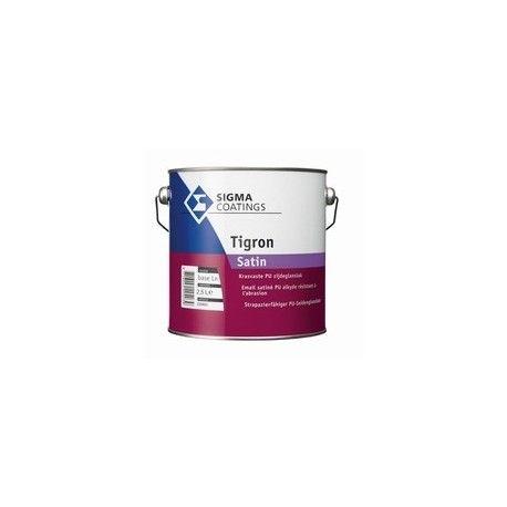 Sigma TIGRON Satin zijdeglanslak