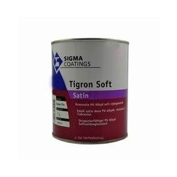 Sigma TIGRON Soft Satin zijdeglanslak
